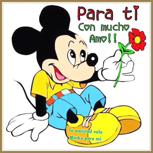 Para ti con mucho amor!!