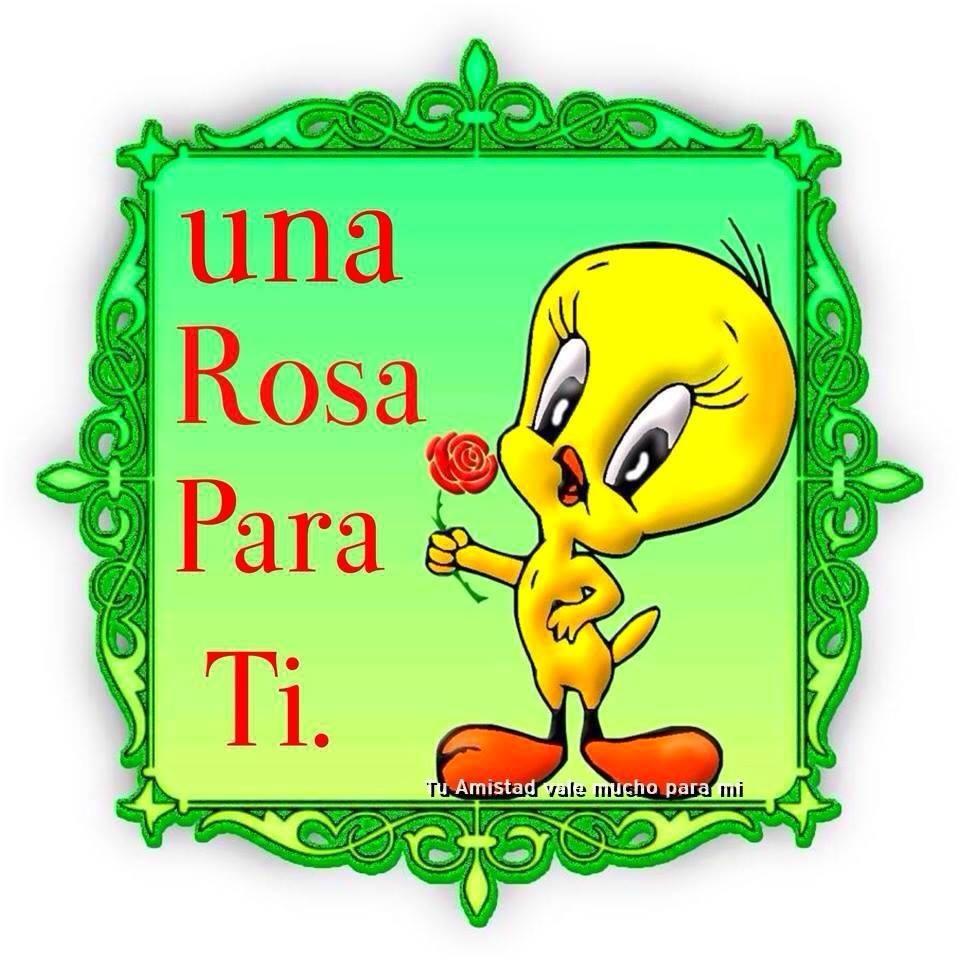 Una rosa para ti