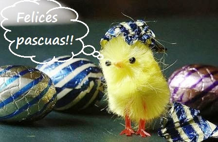 Felices pascuas!!