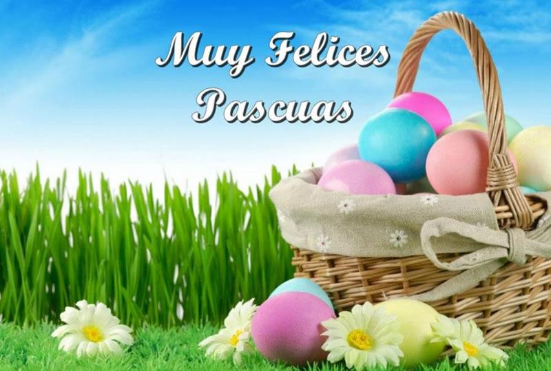 Muy Felices Pascuas