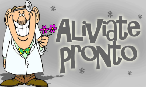 Alíviate pronto
