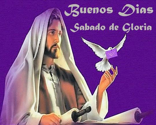 Buenos Días, Sábado de Gloria