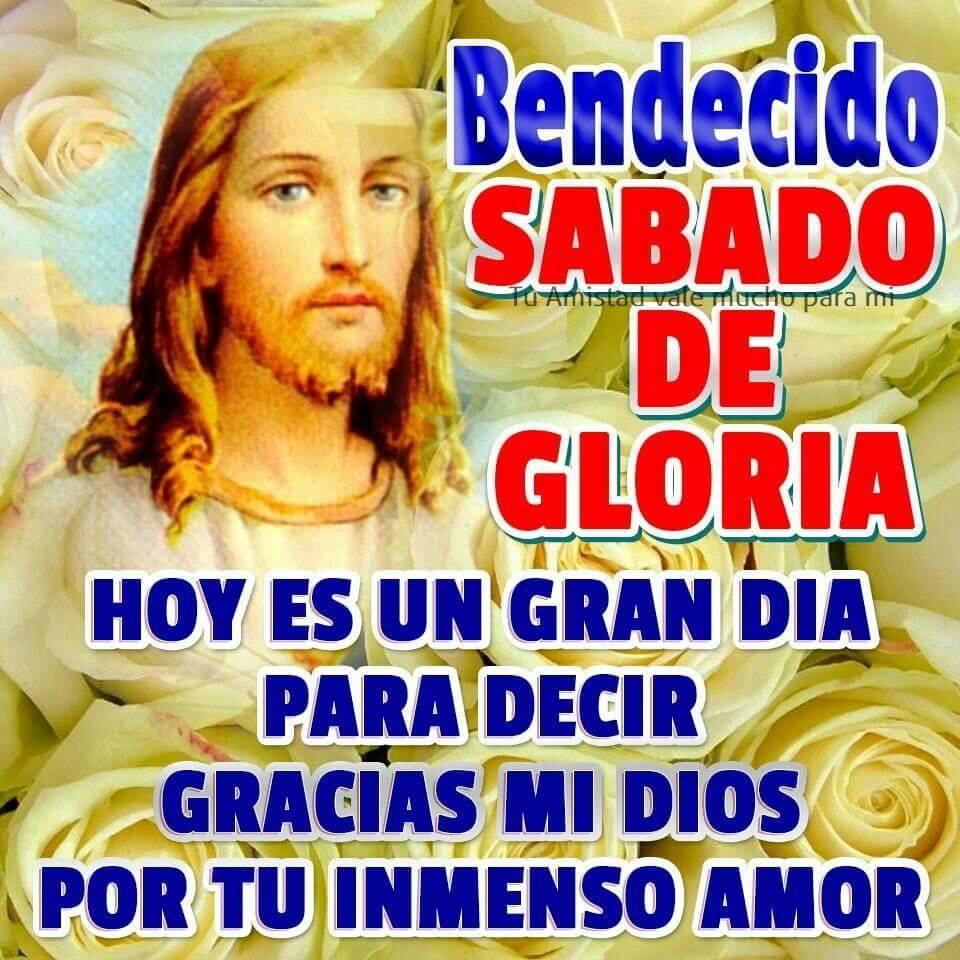Bendecido Sábado de Gloria