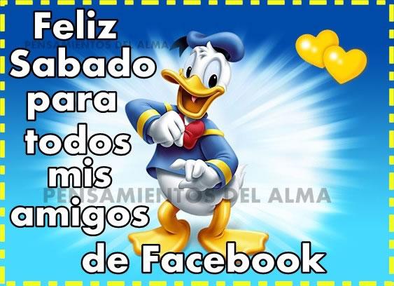 Feliz Sabado para todos mis amigos de Facebook