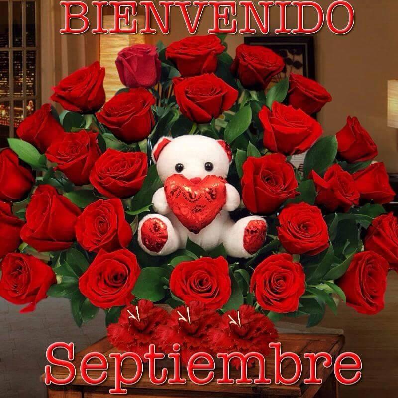 Bienvenido Septiembre