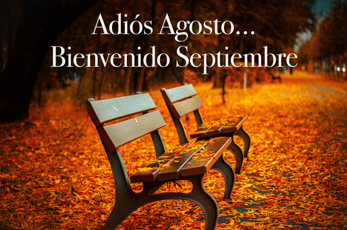 Adiós Agosto...
