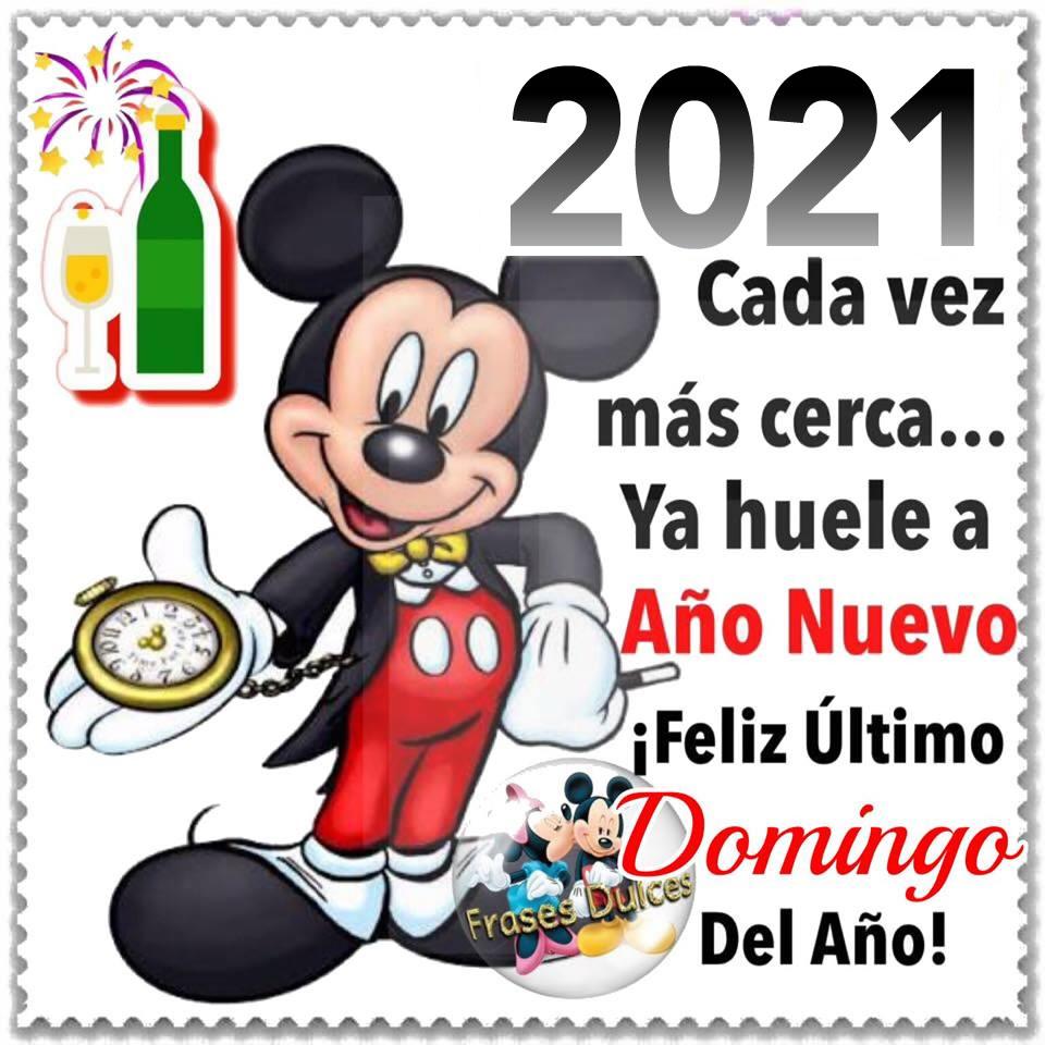 2021 cada vez más cerca... Ya huele a...
