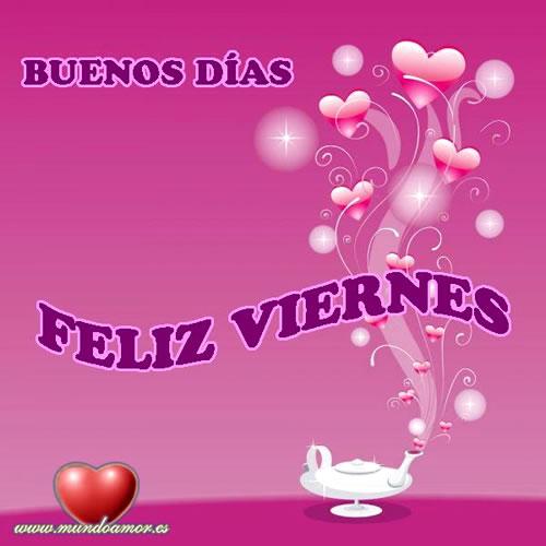 Buenos Días Feliz Viernes Imagen 3397 Imágenes Cool