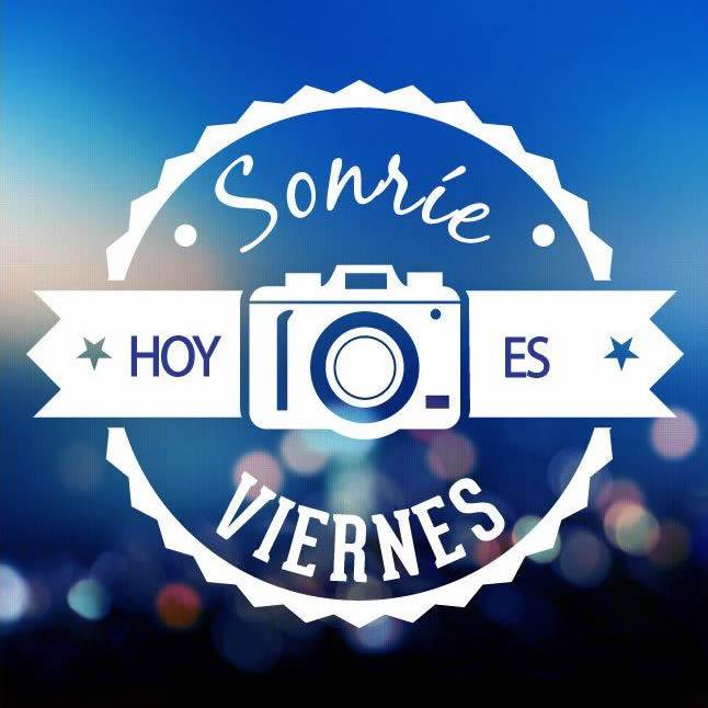 Sonríe, hoy es viernes