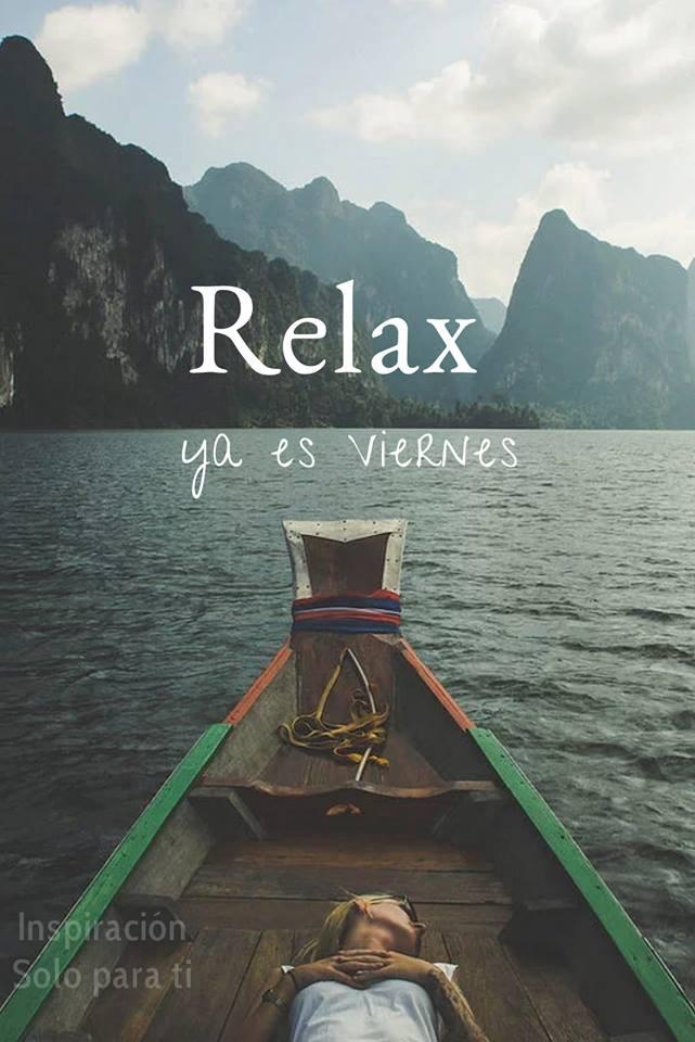 Relax... ya es viernes